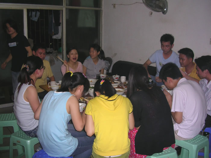 平江论坛会员聚会图片