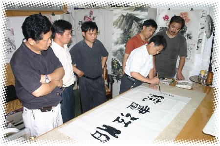 平江_汨江书画院
