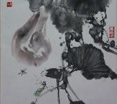 胡太平_中国画_金秋