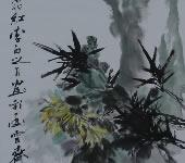 胡太平_中国画_秋菊